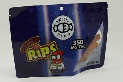 Sweets Plug - Chamoy Rips 350mg