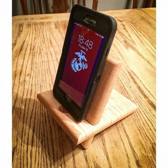 Collapsible Cell Phone or IPad/Table Stand