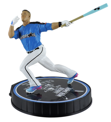 Aaron Judge New York Yankees 2017 MLB Home Run Derby Champion Imports Dragon Figure Limited Edition