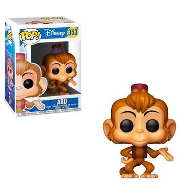 Abu Aladdin Disney Funko Pop 353