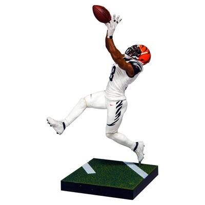 AJ Green Cincinnati Bengals (Color Rush) Madden NFL 18 Ultimate Team Series 1 McFarlane Figure