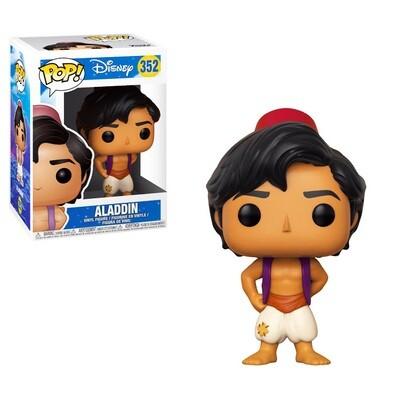 Aladdin Disney Aladdin Funko Pop 352