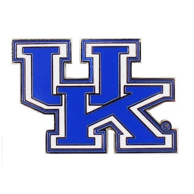 University of Kentucky UK NCAA Enamel Lapel Pin