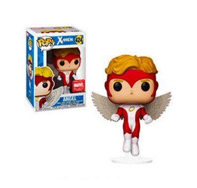 Angel X-Men Marvel Funko Pop 424 Marvel Collector Corps Exclusive