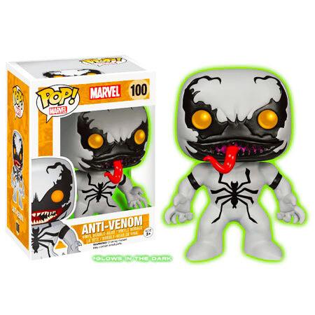 Anti-Venom (Glow in the Dark) Marvel Funko Pop BoxLunch Exclusive