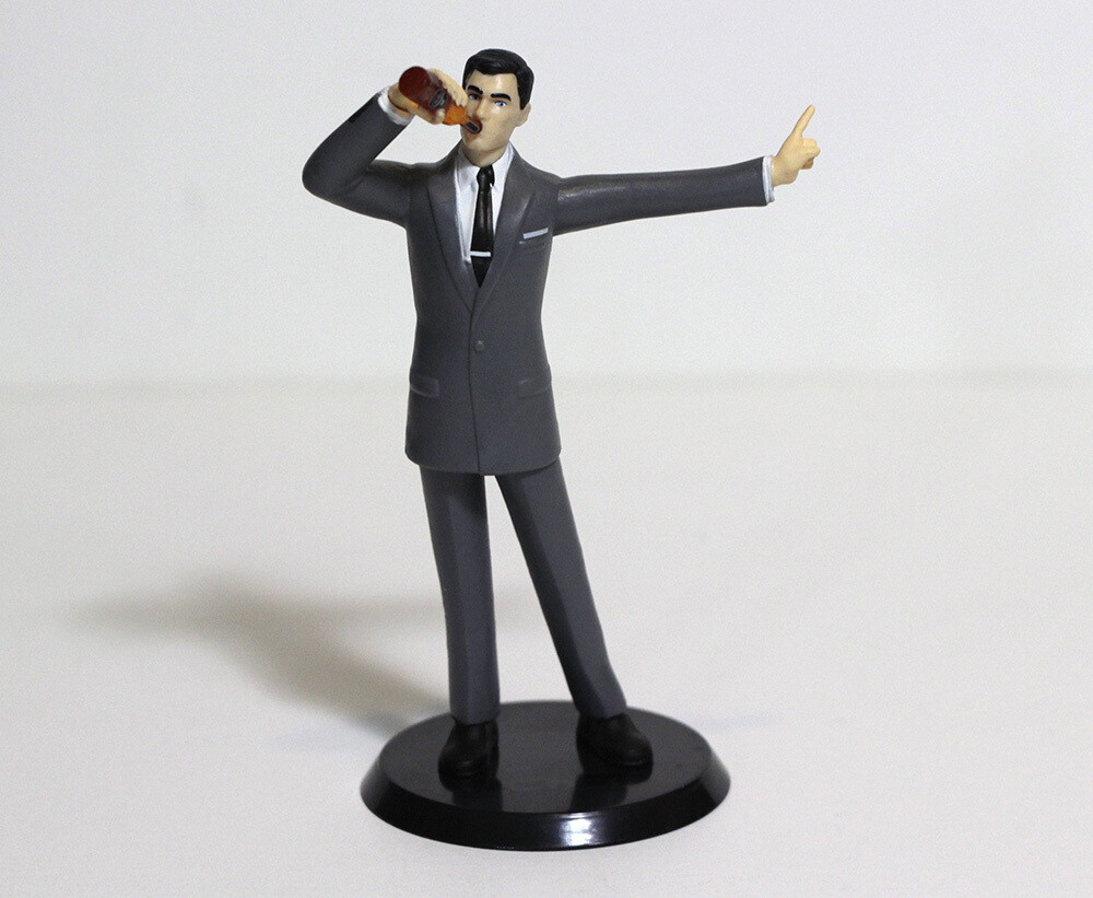 Archer Classic Drinking Action Figure FX Television Productions