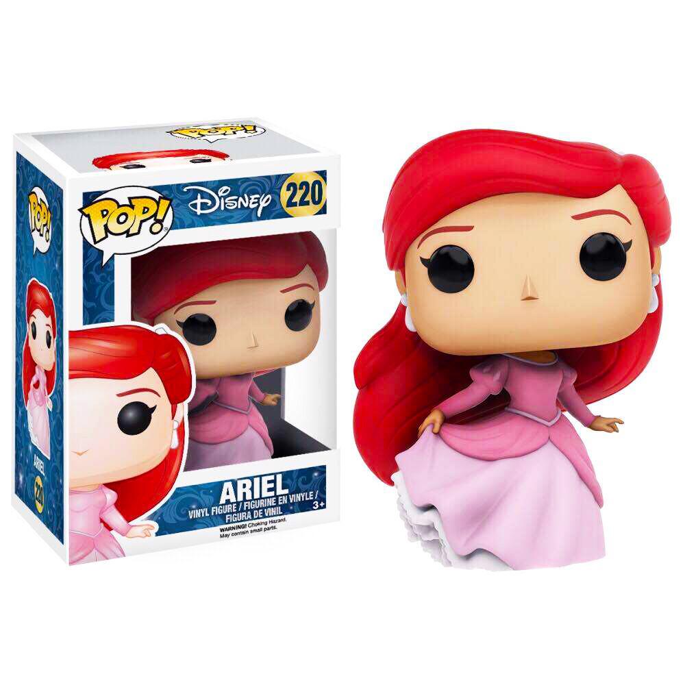 Ariel (Dancing) Little Mermaid Disney Funko Pop 220