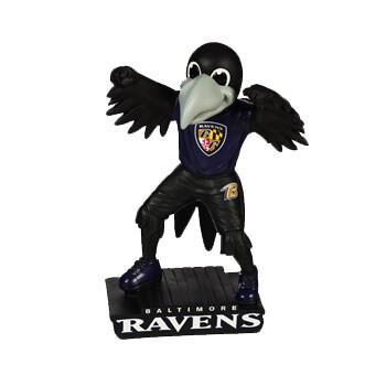 Baltimore Ravens NFL Team Mascot Statue (PRE-ORDER)