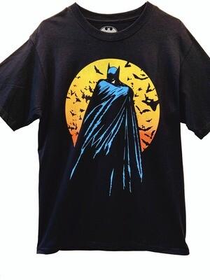 Batman Moon DC Comics T-Shirt