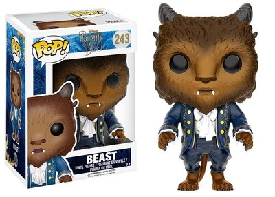 Beast Beauty and the Beast Live Action Disney Funko Pop 243