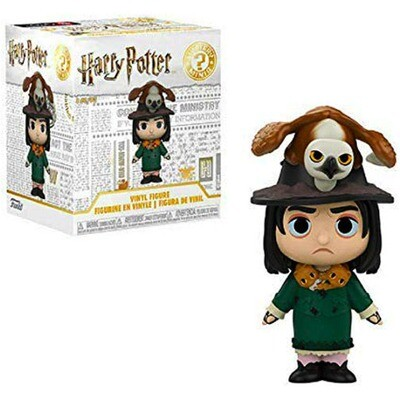 Professor Snape (as Boggart) Harry Potter Funko Mini Figure Gamestop Exclusive