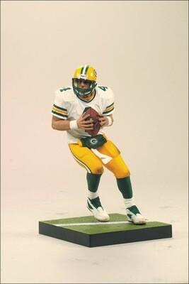 Brett Favre Green Bay Packers NFL Series 33 McFarlane Figure CLARKtoys Exclusive