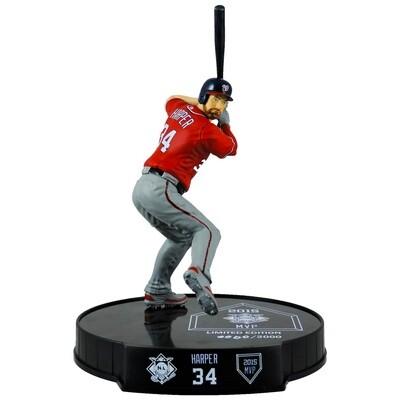 Bryce Harper Washington Nationals 2015 MLB National League MVP Imports Dragon Figure Limited Edition