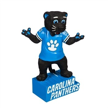 Carolina Panthers NFL Team Mascot Statue (PRE-ORDER)