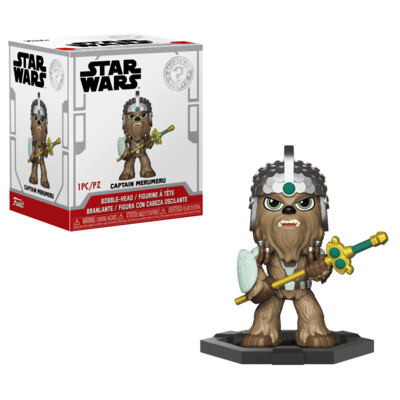 Captain Merumeru Star Wars Funko Mini Figure Smuggler's Bounty Exclusive
