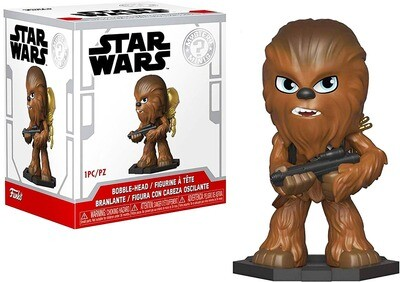 Chewbacca Carrying C-3PO Star Wars Funko Mini Figure Smuggler's Bounty Exclusive