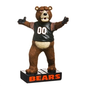 Chicago Bears NFL Team Mascot Statue (PRE-ORDER)