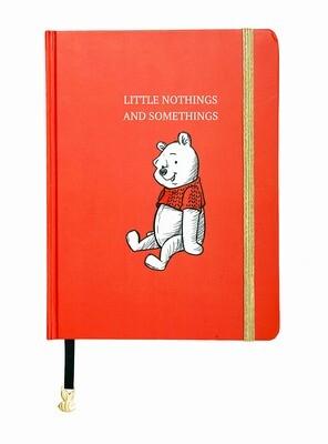 Nothings and Somethings Winnie the Pooh Disney Journal