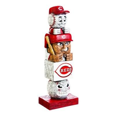 Cincinnati Reds MLB Garden Statue Spirit Totem