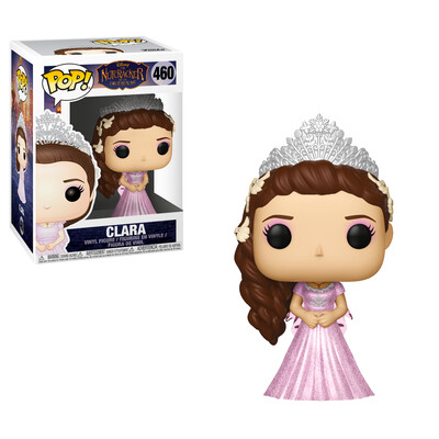 Clara Nutcracker the Four Realms Disney Funko Pop 460