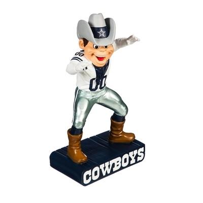 Dallas Cowboys NFL Team Mascot Statue