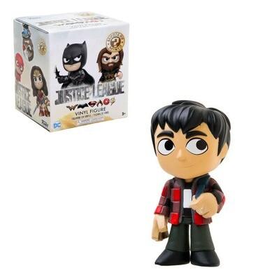 Barry Allen Justice League DC Funko Mini Figure