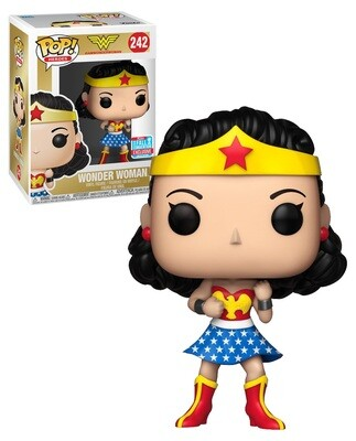 Wonder Woman #IAMWONDERWOMAN DC Comics Funko Pop Heroes 242 Fall Convention Exclusive Limited Edition