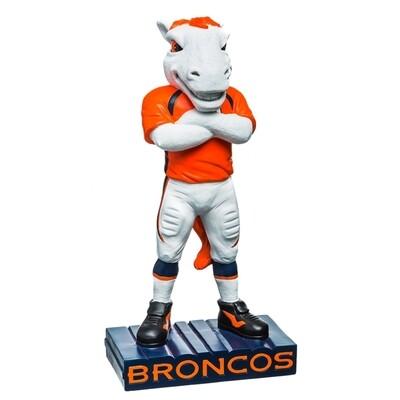 Denver Broncos NFL Team Mascot Statue (PRE-ORDER)