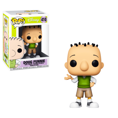 Doug Funnie Doug Nickelodeon Disney Funko Pop 410