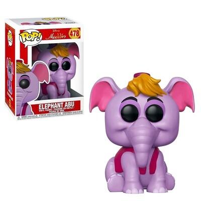 Elephant Abu Aladdin Disney Funko Pop 478