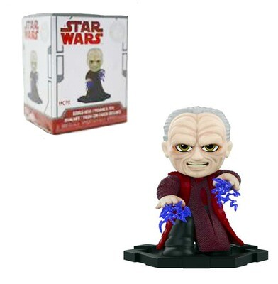 Emperor Palpatine Star Wars Funko Mini Figure Smuggler's Bounty Exclusive