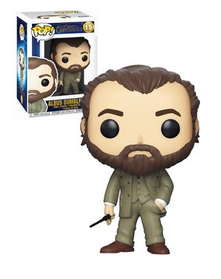 Albus Dumbledore Fantastic Beasts Crimes of Grindelwald Funko Pop 15