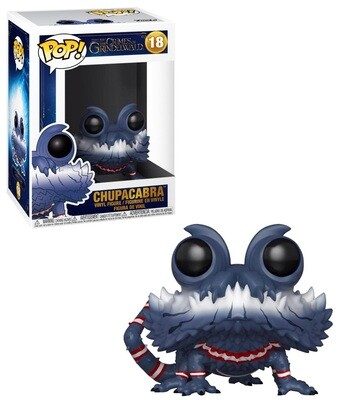 Chupacabra Fantastic Beasts Crimes of Grindelwald Funko Pop 18