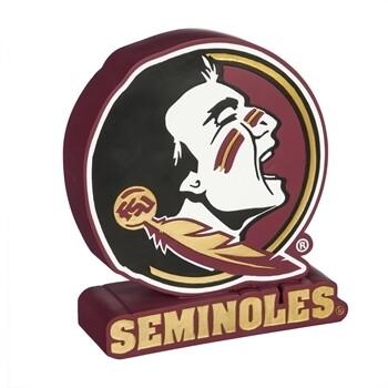 Florida State Seminoles NCAA Team Logo Statue (PRE-ORDER)