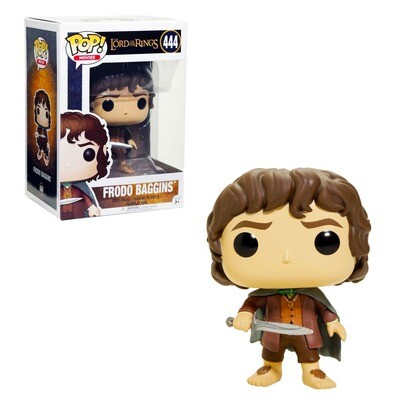 Frodo Baggins The Lord of the Rings Funko Pop Movies 444