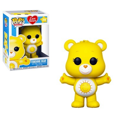 Funshine Bear Care Bears Funko Pop Animation 356