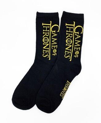 Game of Thrones Logo Crew Socks
