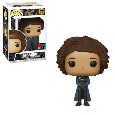 Missandei Game of Thrones Funko Pop Fall Convention Exclusive Limited Edition