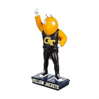 Georgia Tech University Yellow Jackets NCAA Team Mascot Statue (PRE-ORDER)