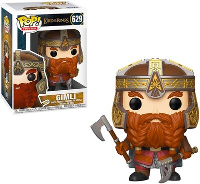 Gimli The Lord of the Rings Funko Pop Movies 629
