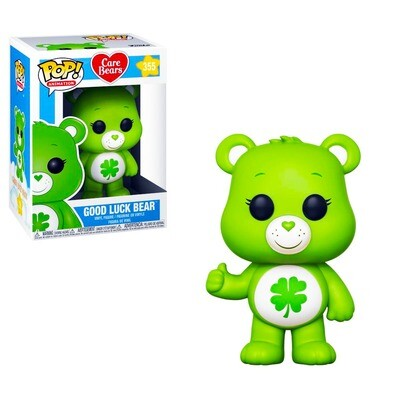 Good Luck Bear Care Bears Funko Pop Animation 355