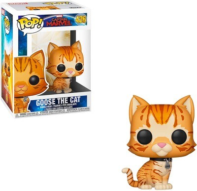 Goose the Cat Marvel Captain Marvel Funko Pop 426