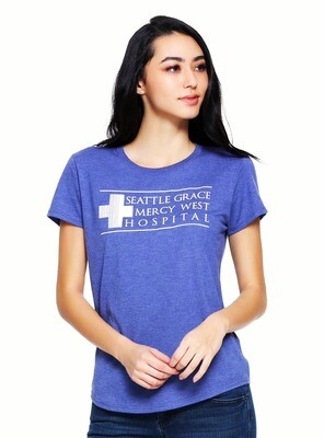 Grey's Anatomy Seattle Grace - Mercy West Hospital ABC Studios Tee