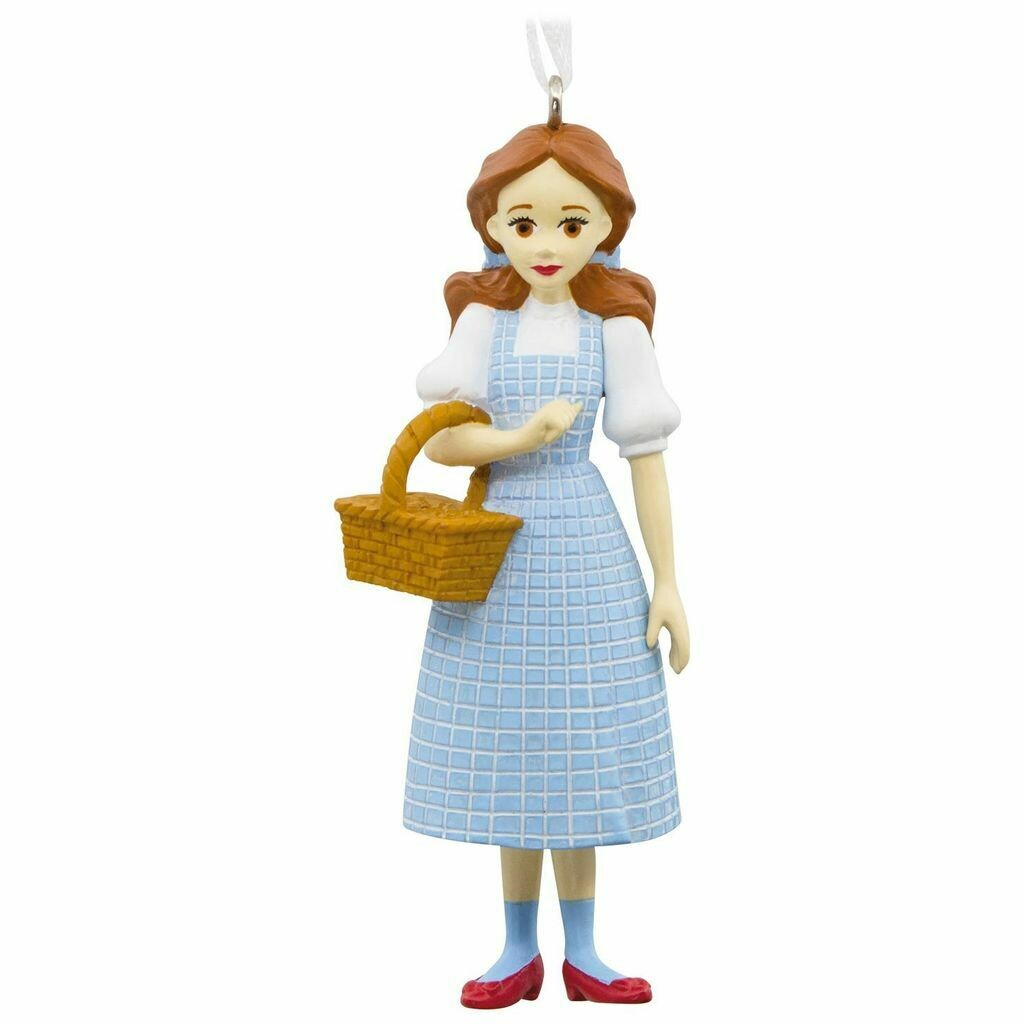 Dorothy Gale The Wizard of Oz Hallmark Christmas Tree Holiday Ornament