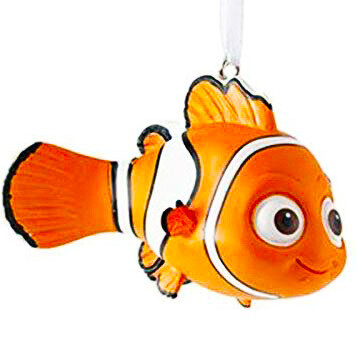Nemo Finding Nemo Disney Pixar Hallmark Christmas Tree Holiday Ornament