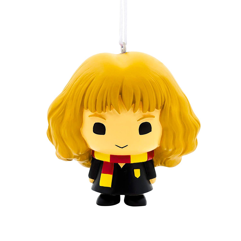 Hermione Harry Potter Hallmark Christmas Tree Holiday Ornament