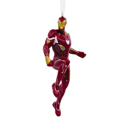 Iron Man Avengers Infinity War Marvel Hallmark Christmas Tree Holiday Ornament Walmart Exclusive