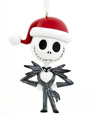 Jack Skellington The Nightmare Before Christmas 25th Anniversary Disney Hallmark Christmas Tree Holiday Ornament