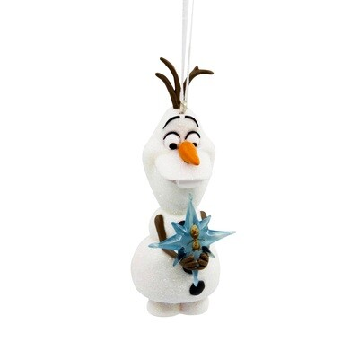 Olaf Frozen Disney Hallmark Christmas Tree Holiday Ornament
