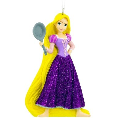 Rapunzel Tangled Disney Princess Hallmark Christmas Tree Holiday Ornament
